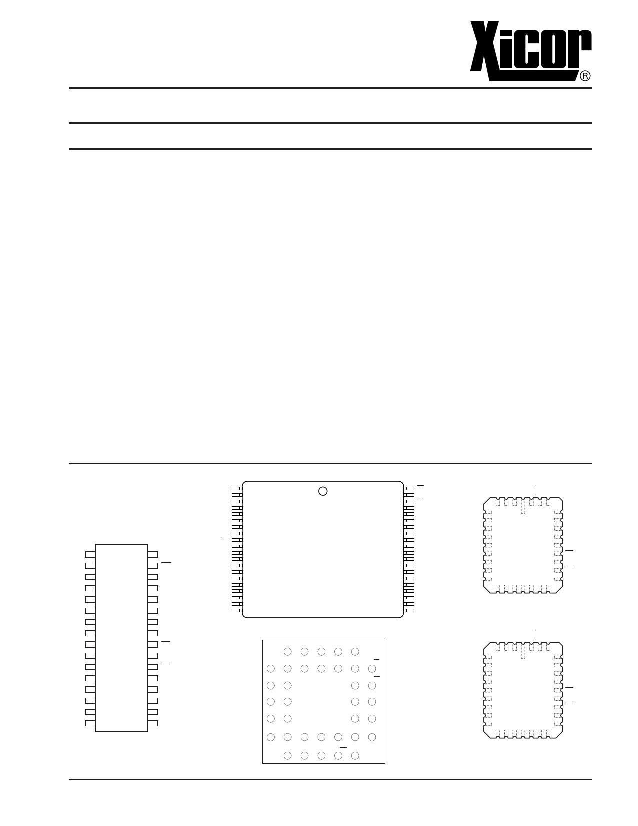 X28C512DMB-25 دیتاشیت PDF