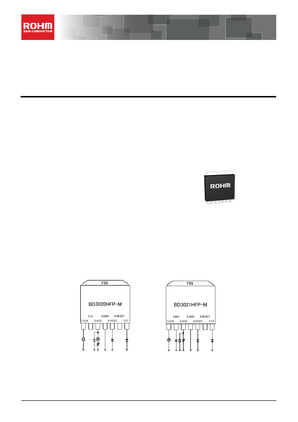 BD3021HFP-M datasheet
