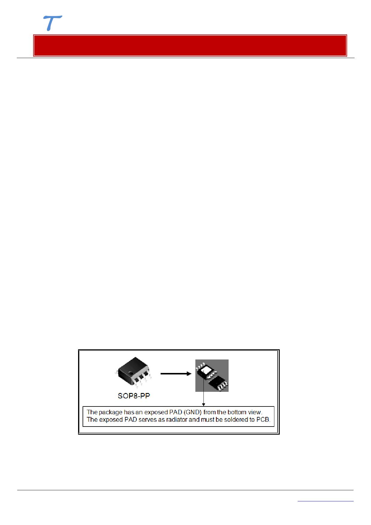 TD2778 دیتاشیت PDF