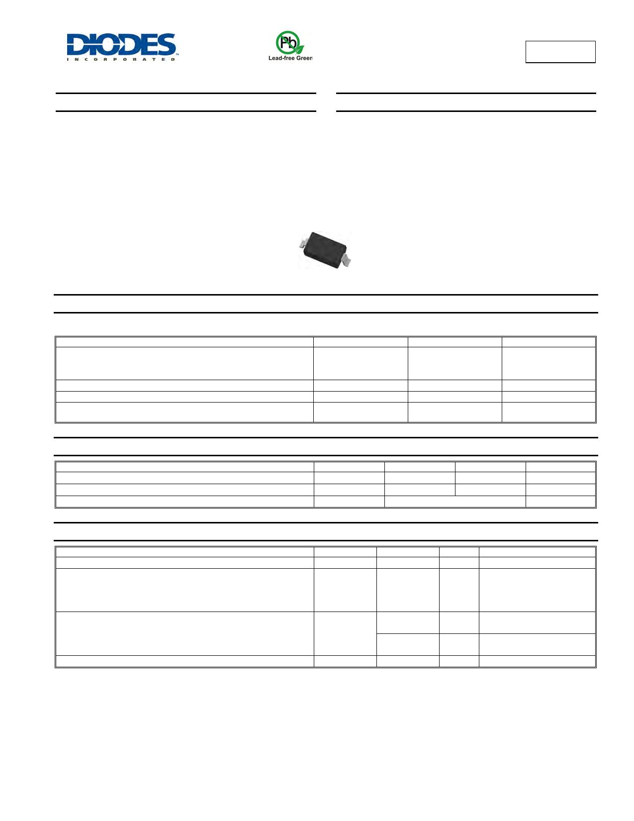 B0540W دیتاشیت PDF
