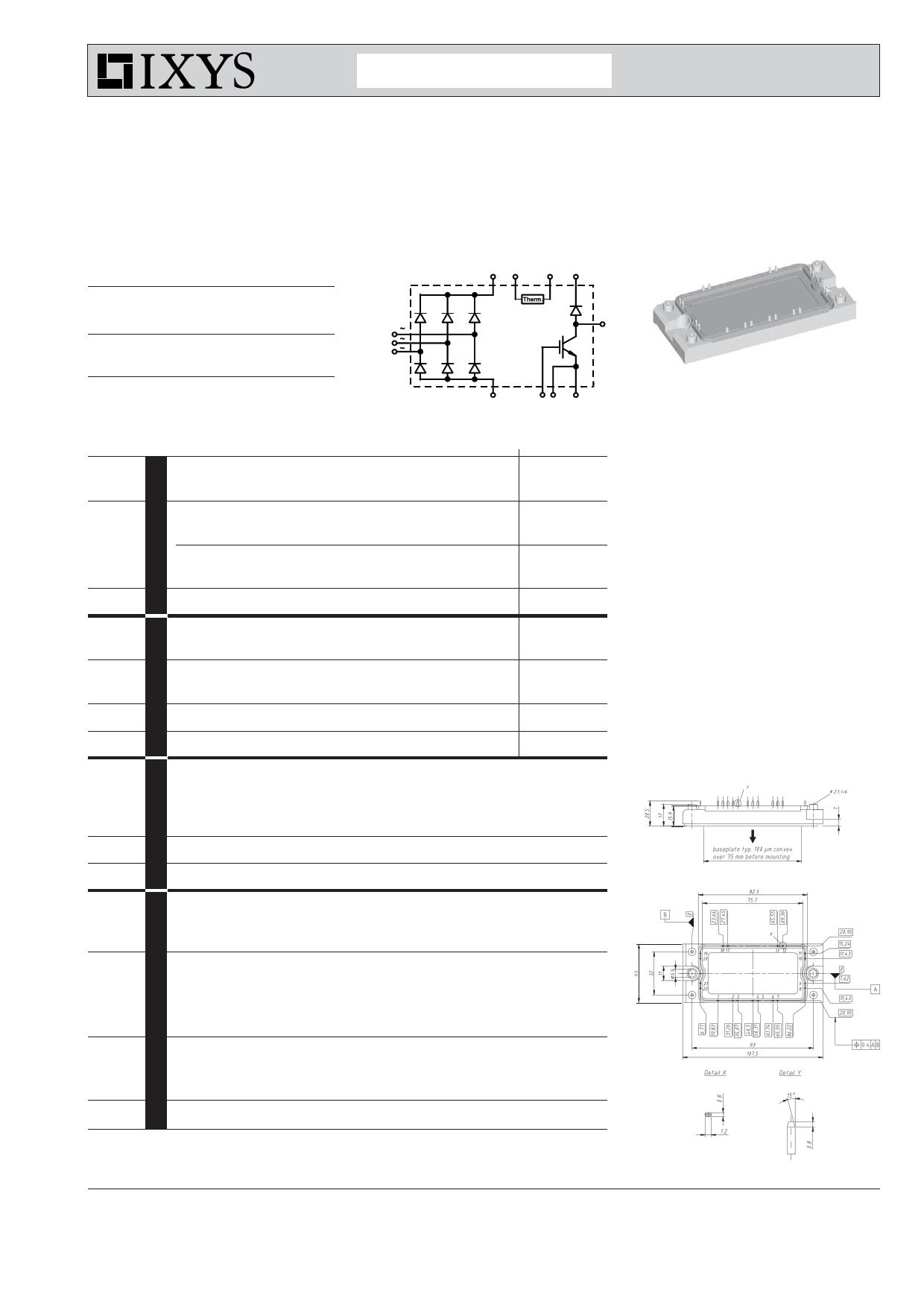 VUB116 datasheet