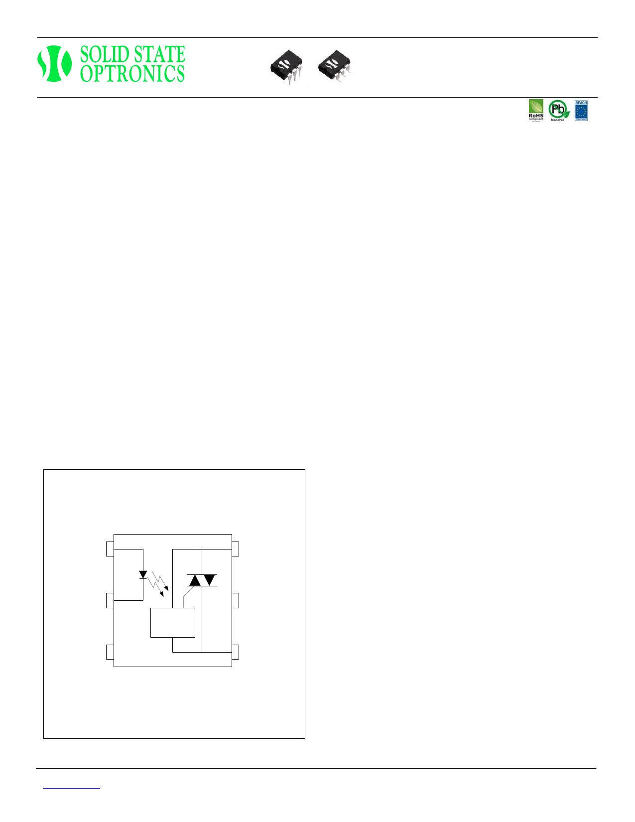 TD3081 دیتاشیت PDF