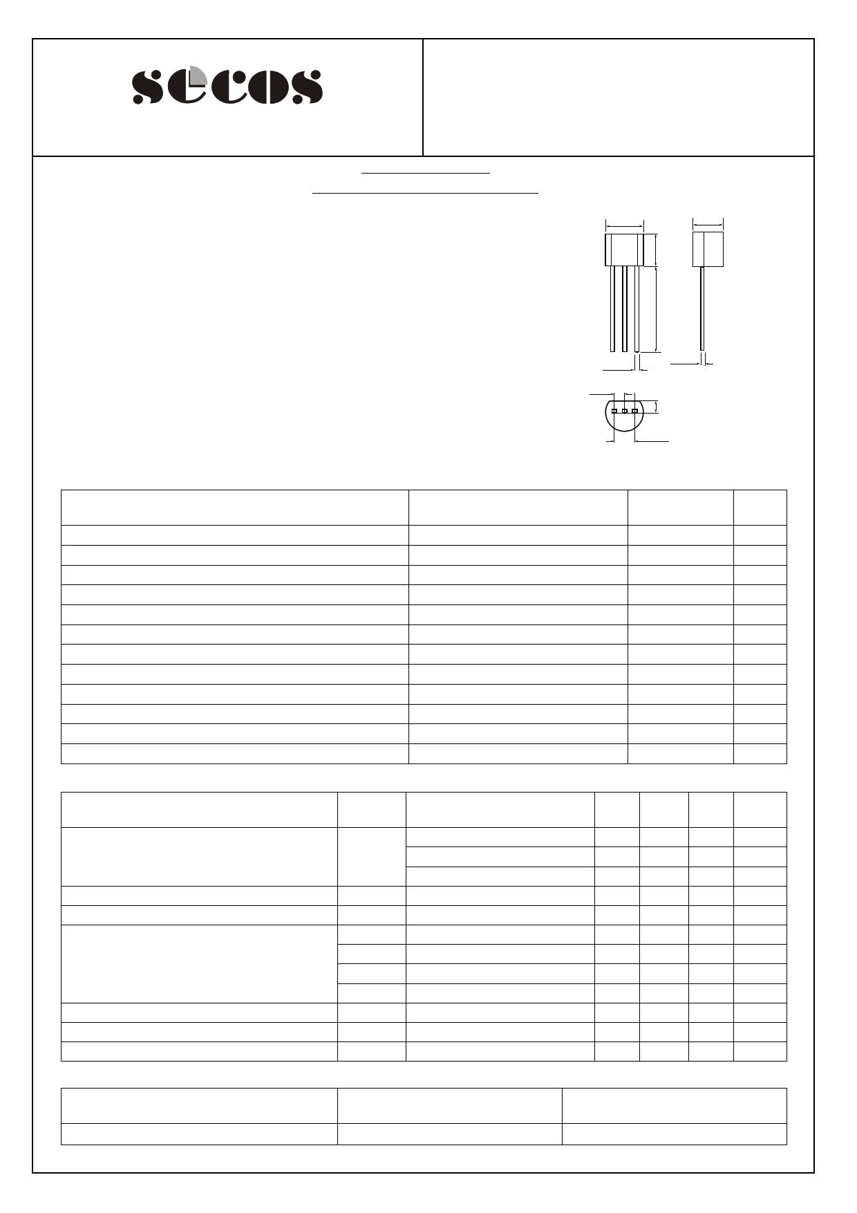 BC638 데이터시트 및 BC638 PDF