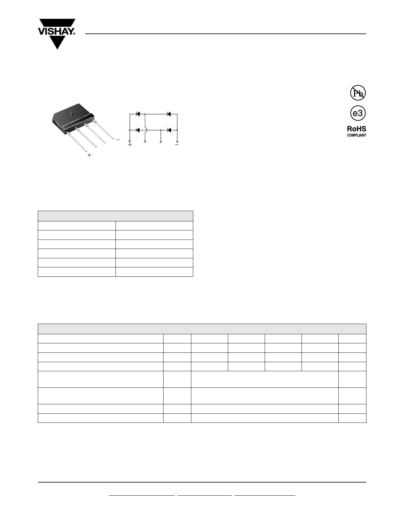 GSIB420 دیتاشیت PDF