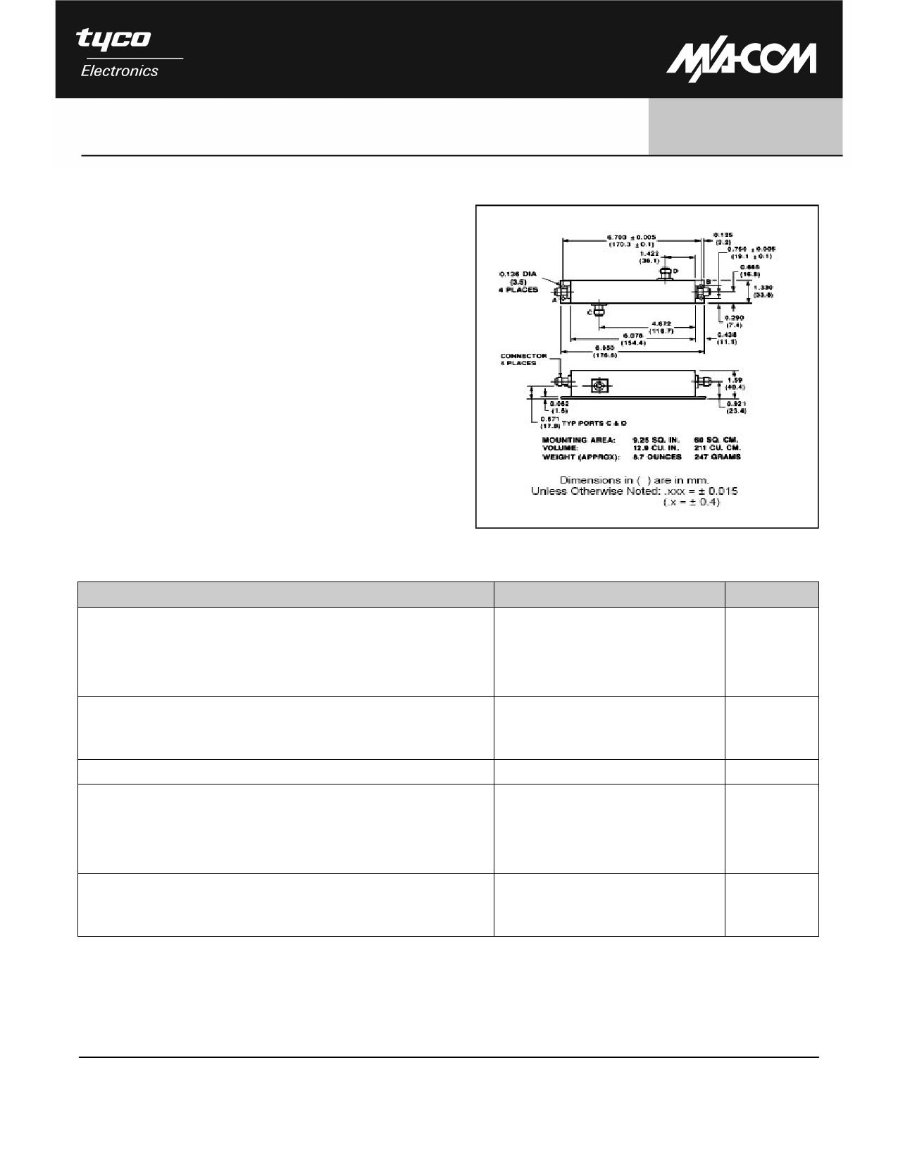 H-9 datasheet