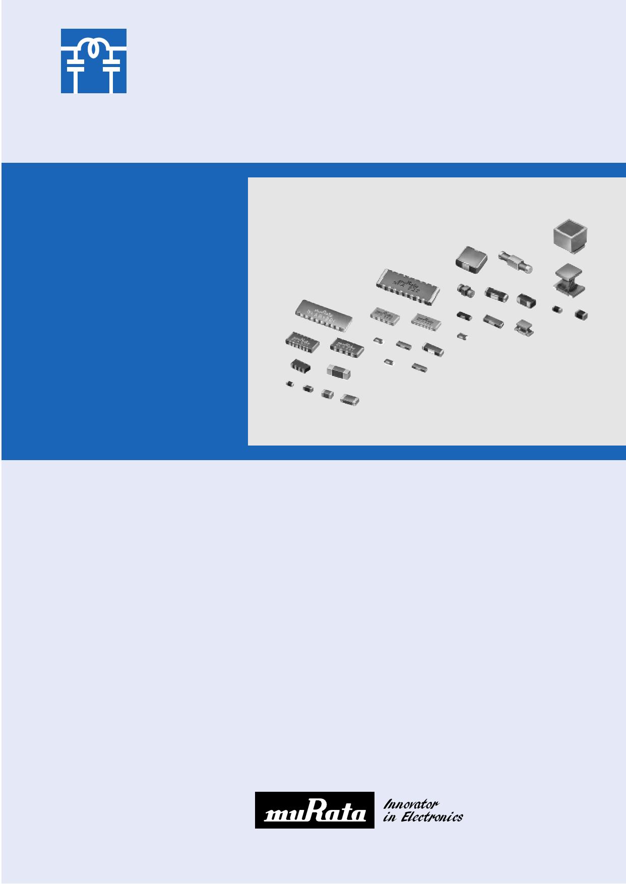 NFM41R11C222 datasheet pinout