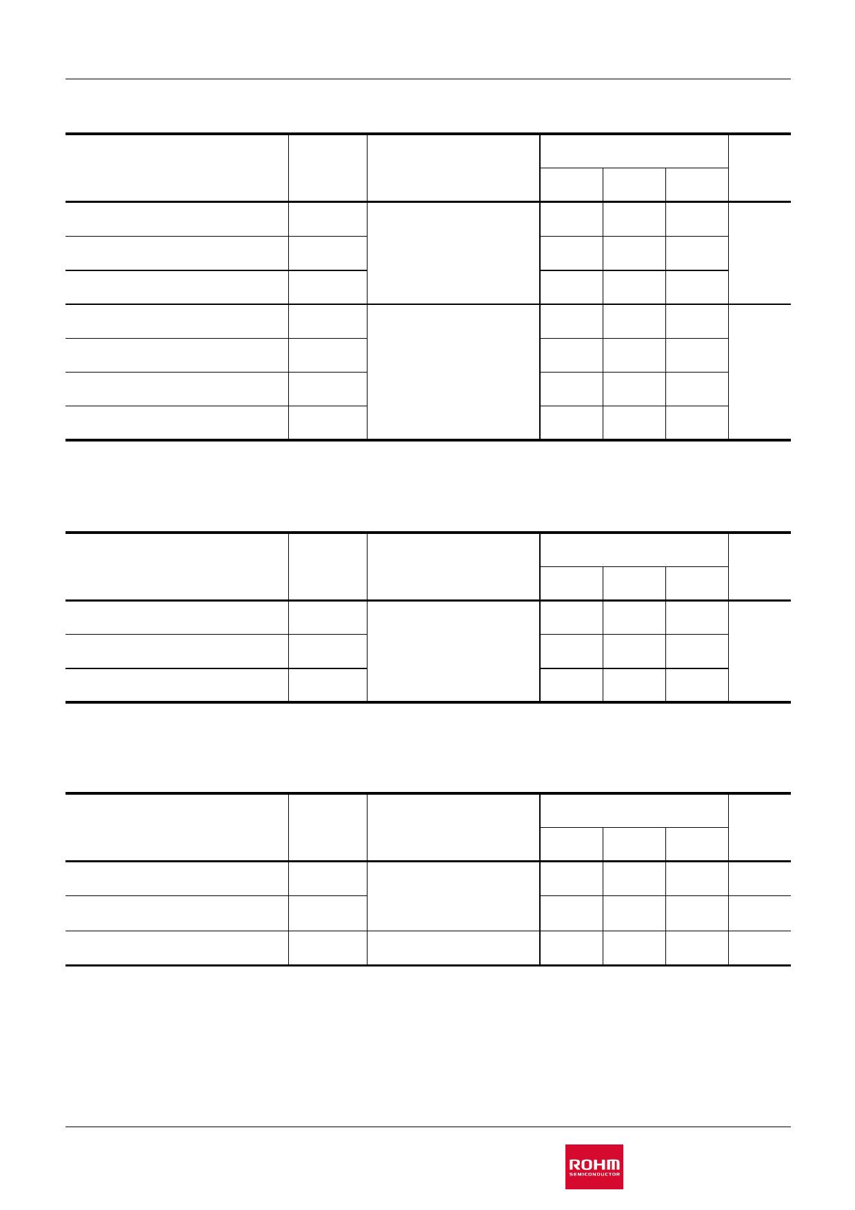 RQ6C065BC pdf, ピン配列