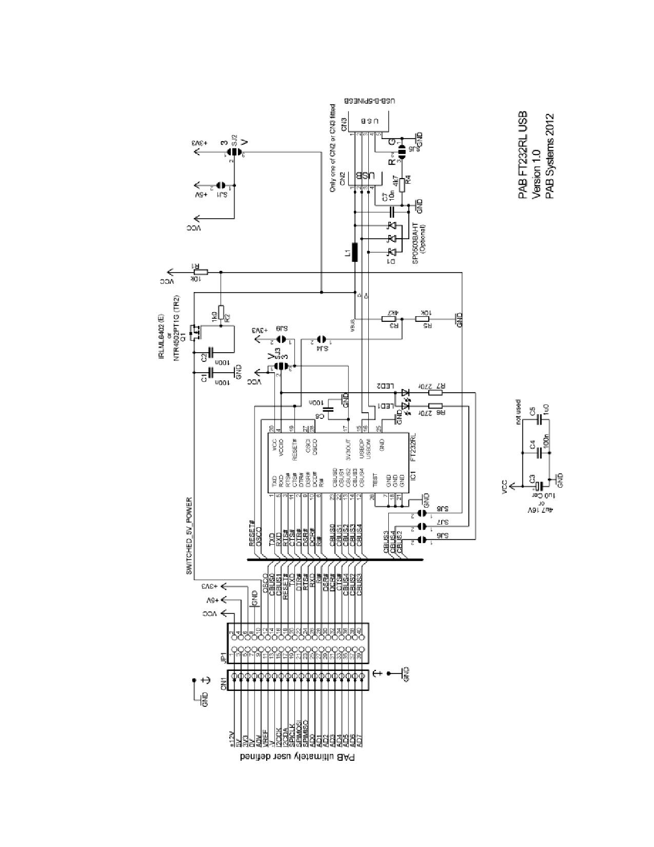 ft232rl  u30c7 u30fc u30bf u30b7 u30fc u30c8 pdf