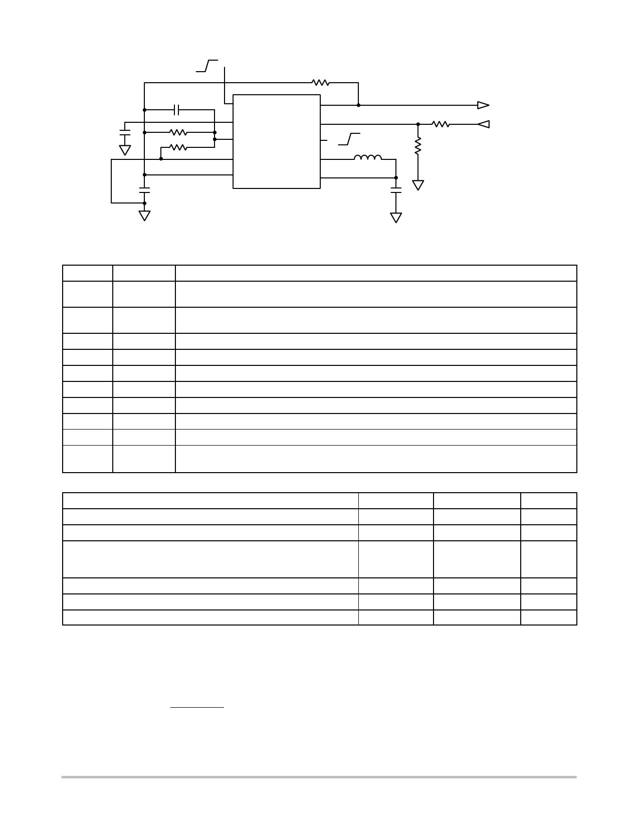 SCV1423 pdf, schematic