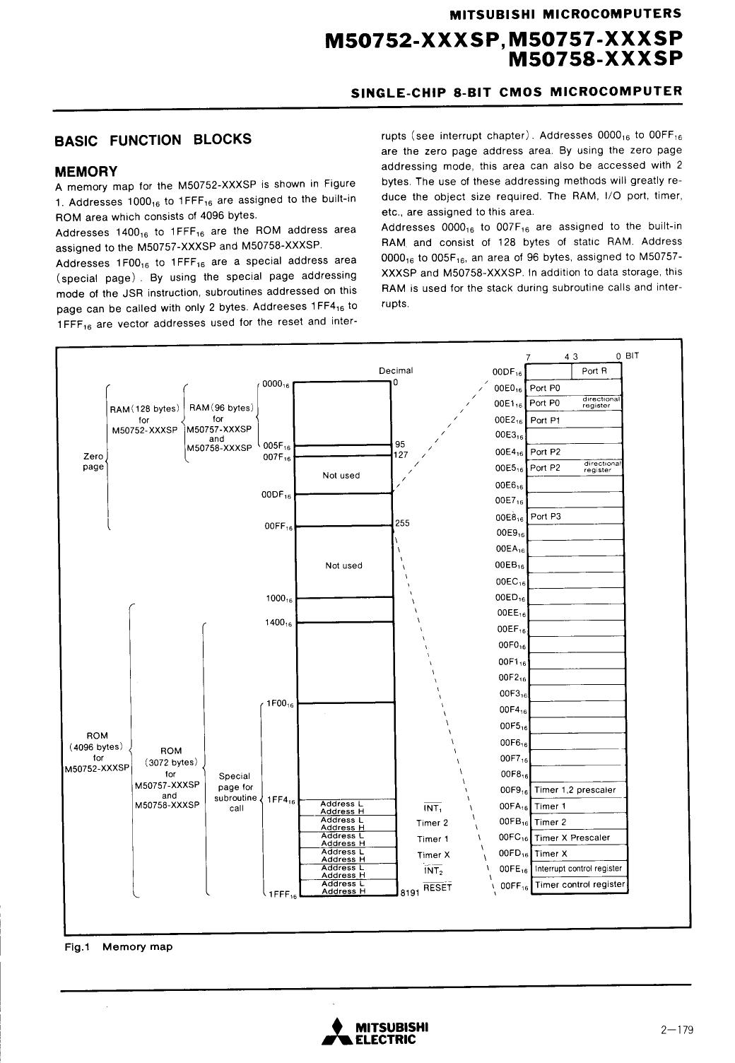 M50752-XXXSP pdf