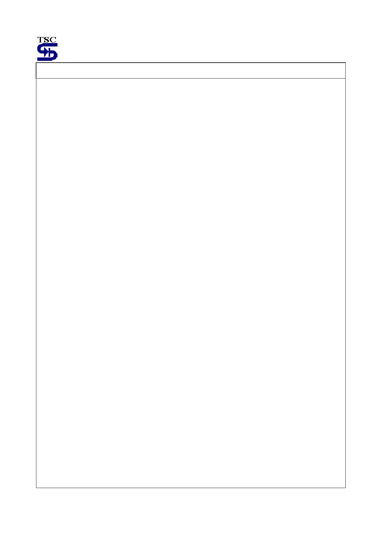 TS2901 pdf, ピン配列