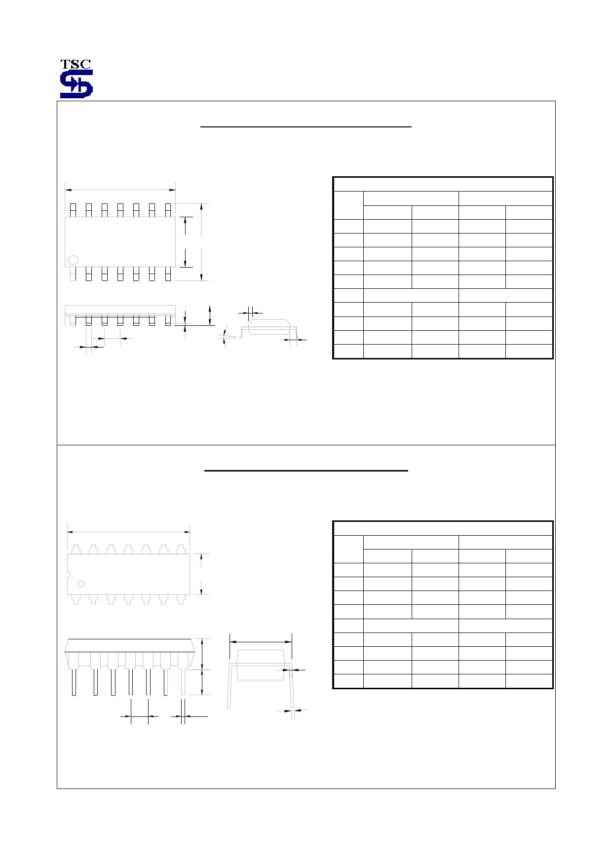 TS2901 電子部品, 半導体