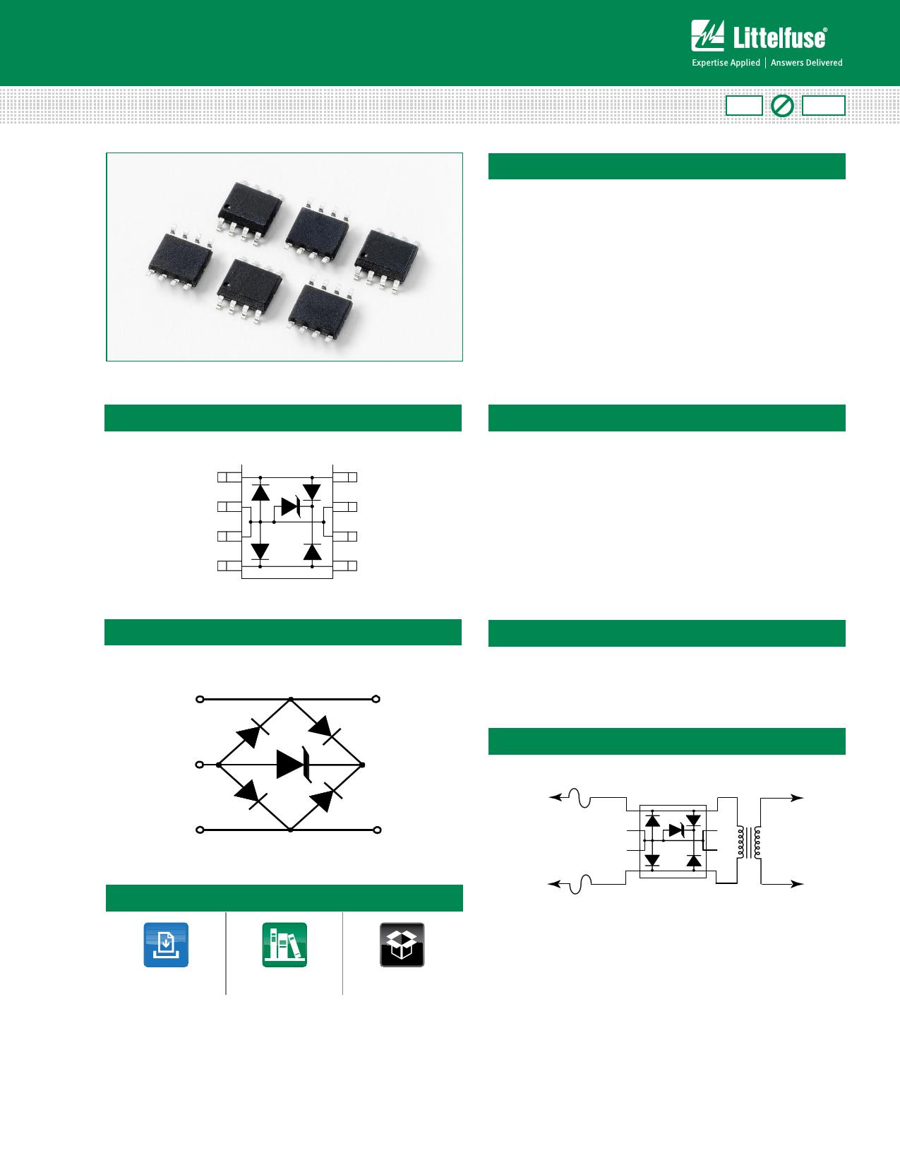 LC03-3.3BTG datasheet