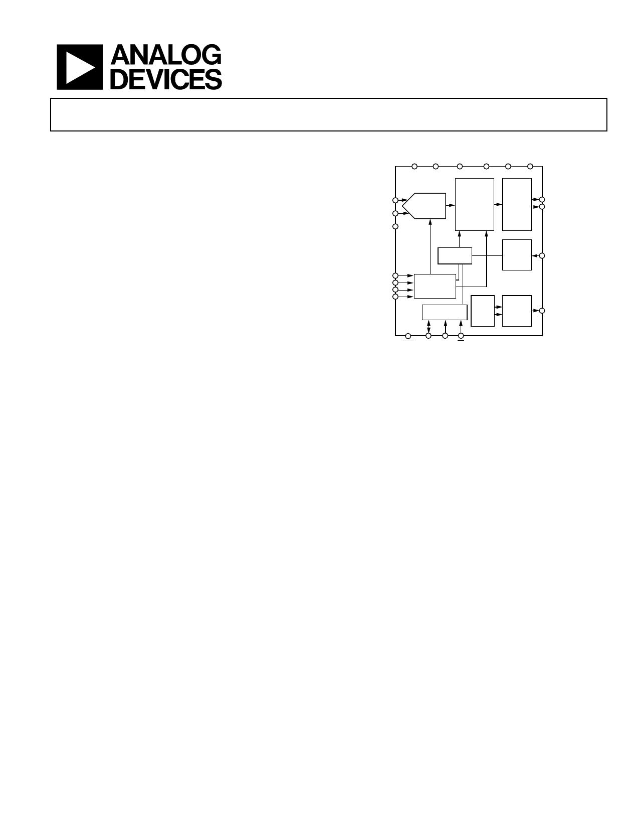 AD9683 دیتاشیت PDF