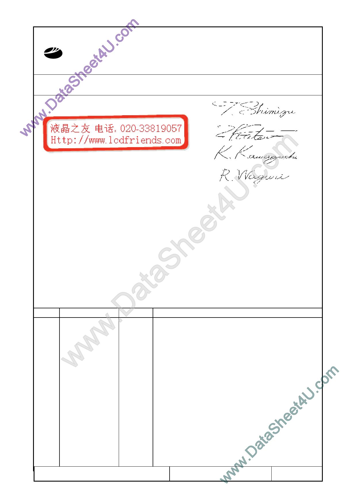 F-51553GNBJ-LW-AB Hoja de datos, Descripción, Manual