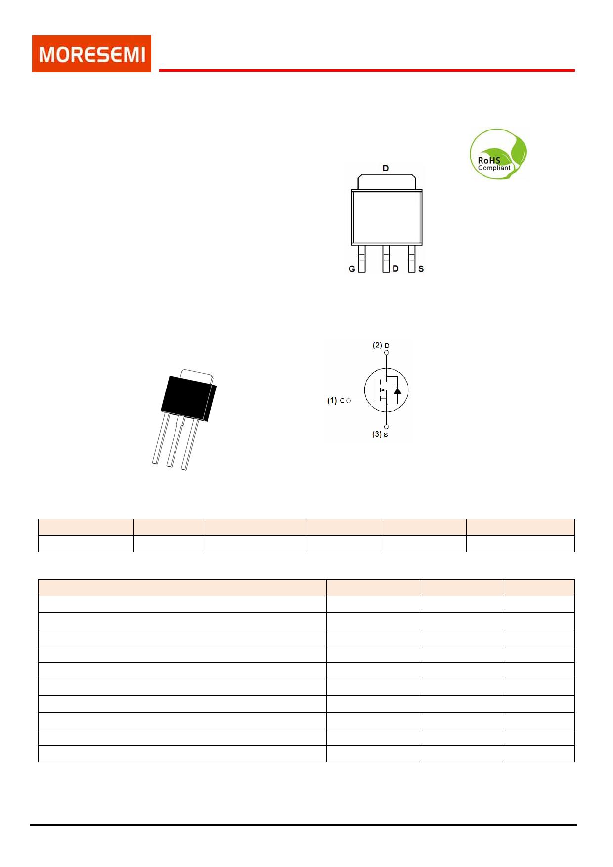 Msn0860z Datasheet Pdf Pinout N Channel Enhancement