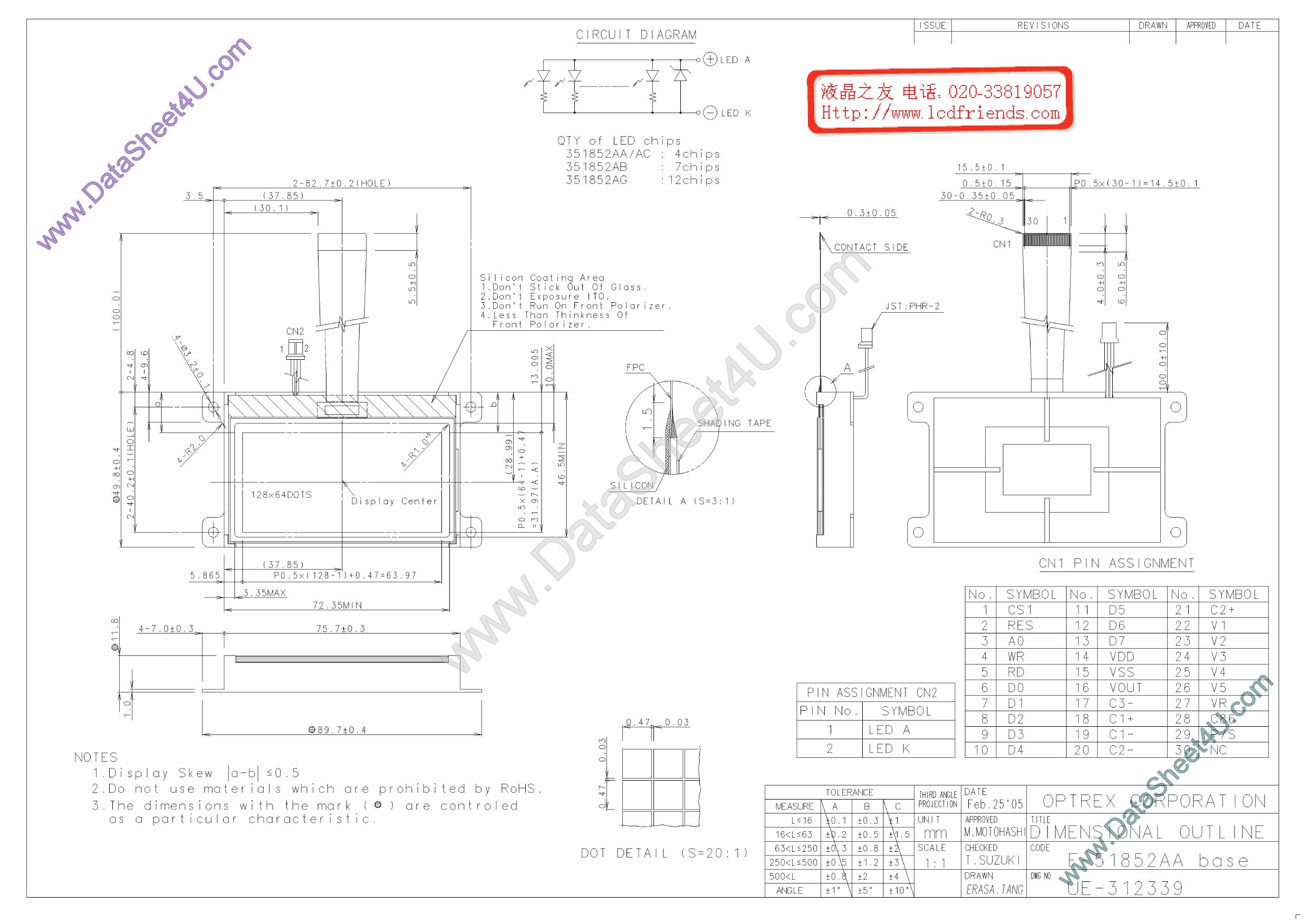 F-51852AA datasheet