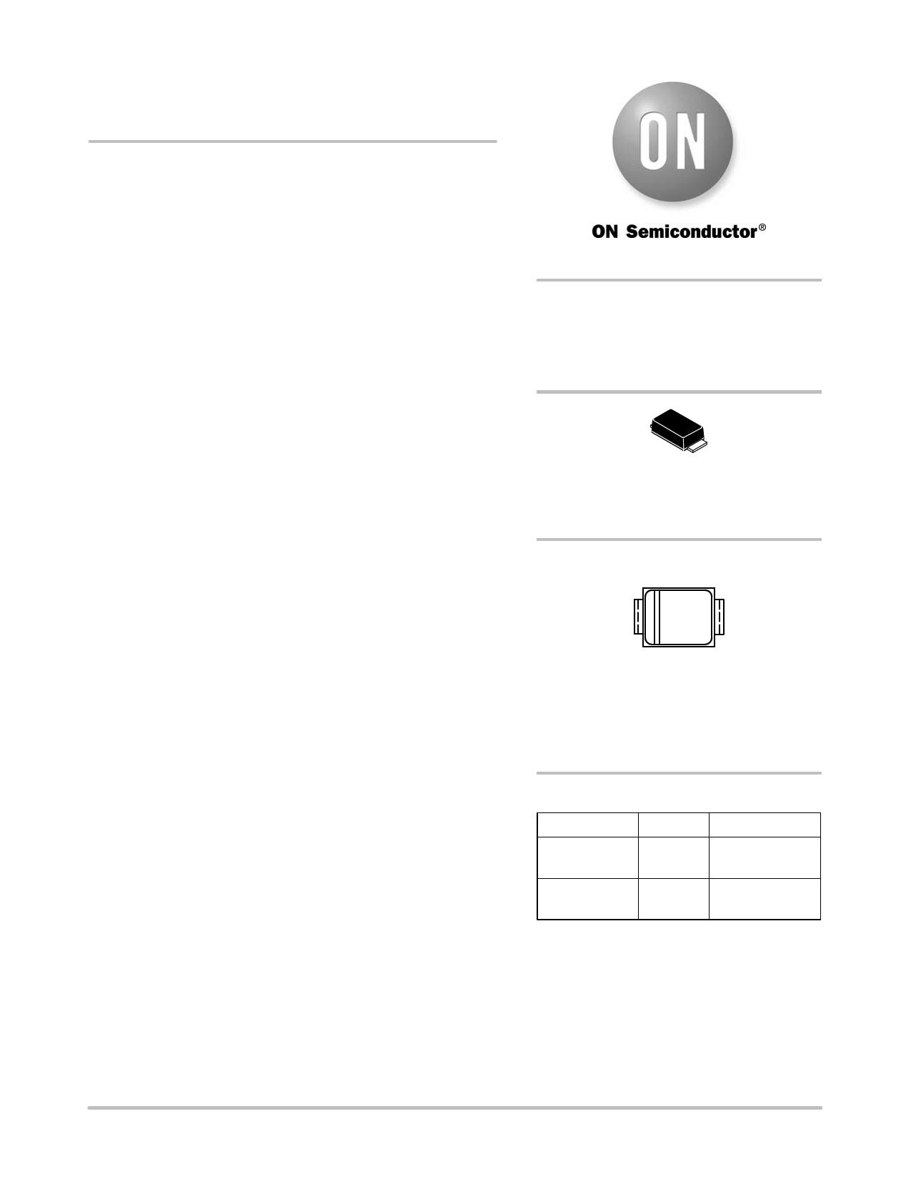 NRVBAF360T3G دیتاشیت PDF
