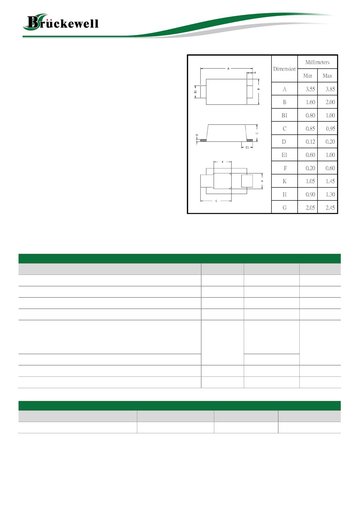 SD1U60ST دیتاشیت PDF
