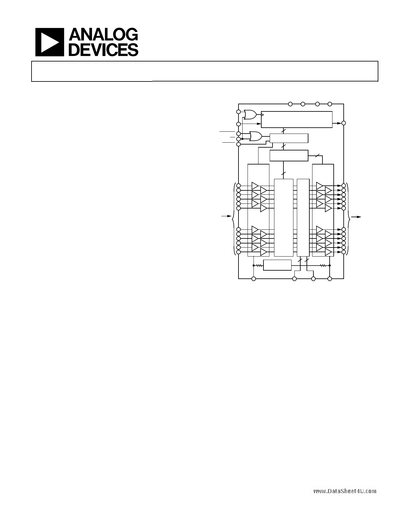 ADV3201 دیتاشیت PDF