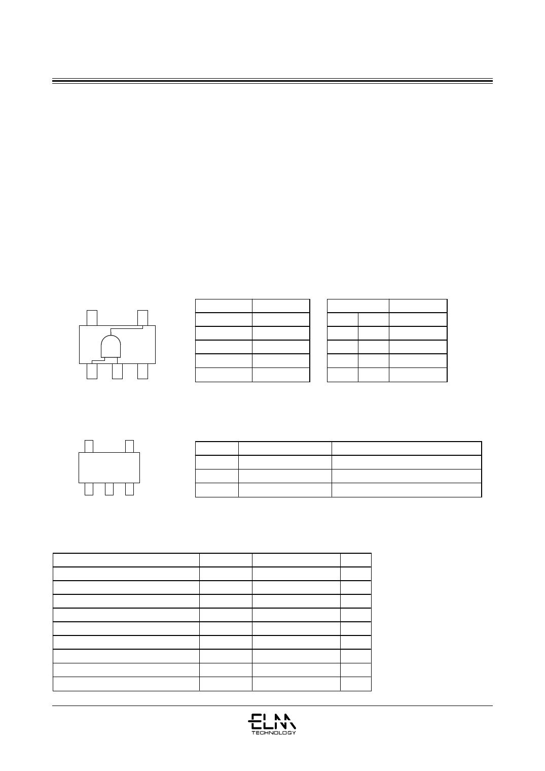 ELM7S14 電子部品, 半導体