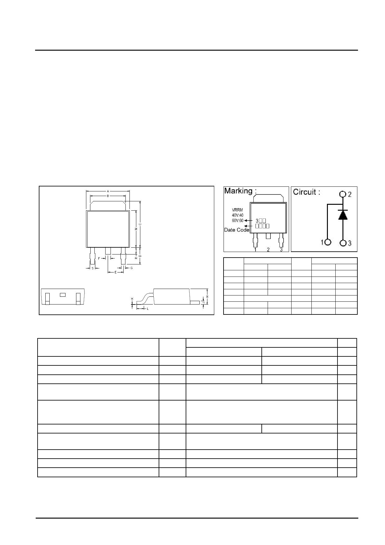 GJSBL340 دیتاشیت PDF