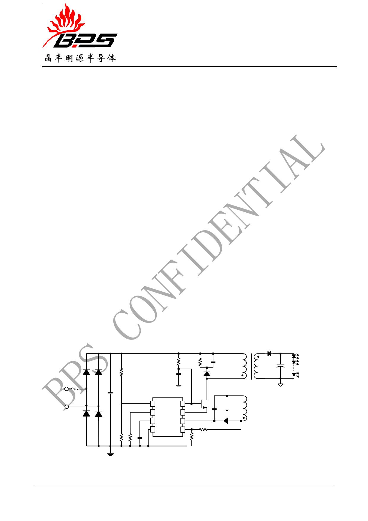 Bp3309 Led Driver Wiring Diagram Controller