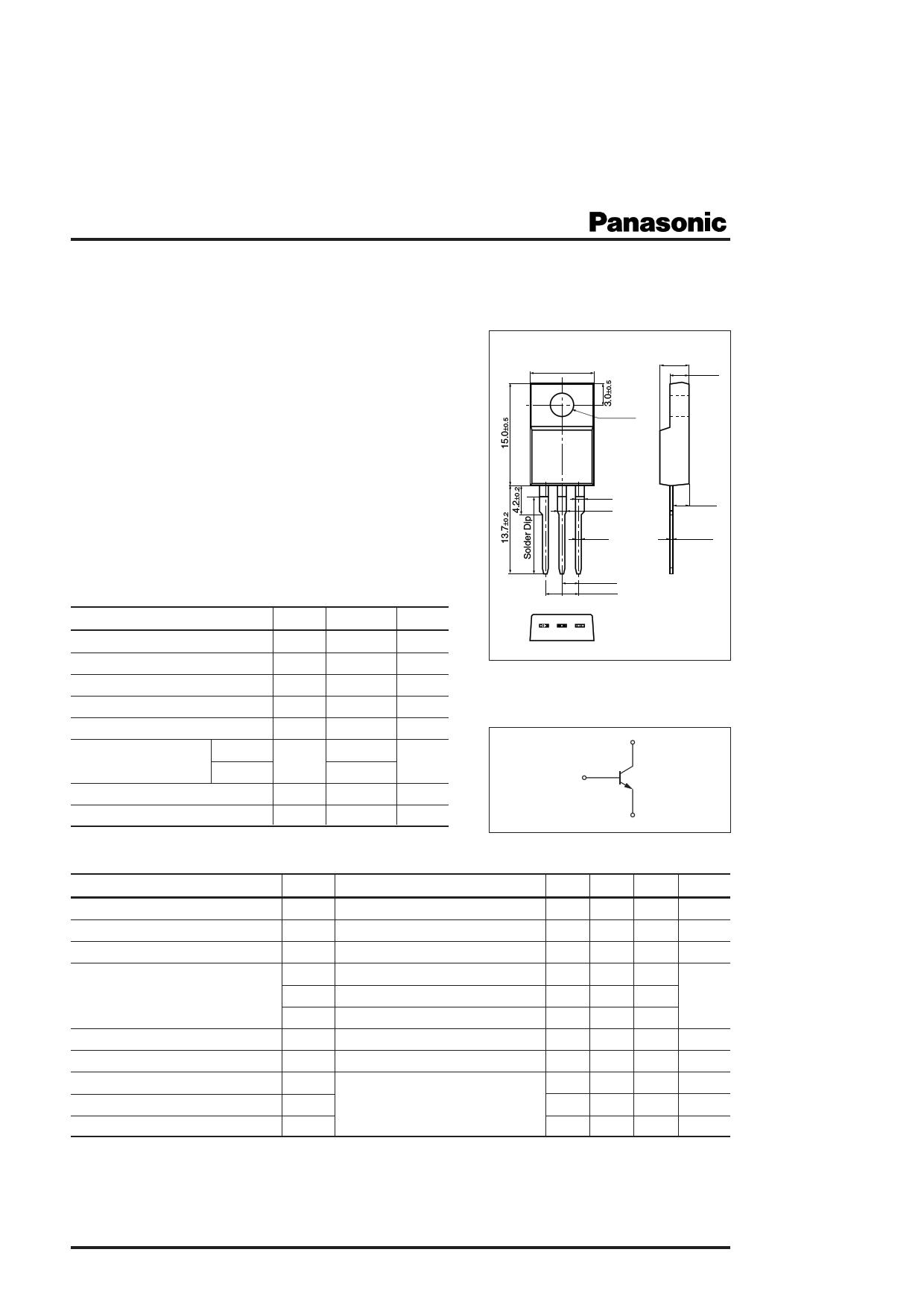2SC5840 datasheet, circuit