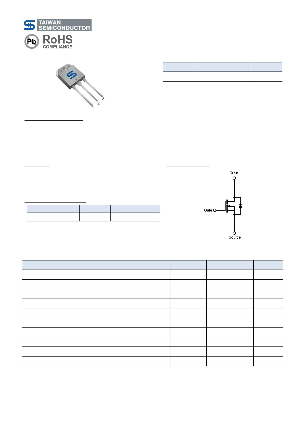 TSM20N50CN دیتاشیت PDF