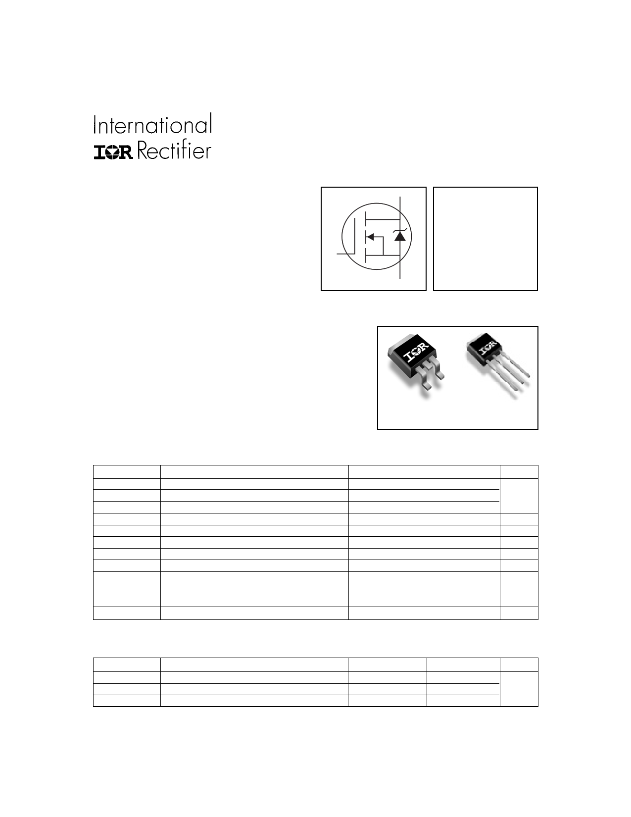 IRFZ48RS Datasheet, IRFZ48RS PDF,ピン配置, 機能