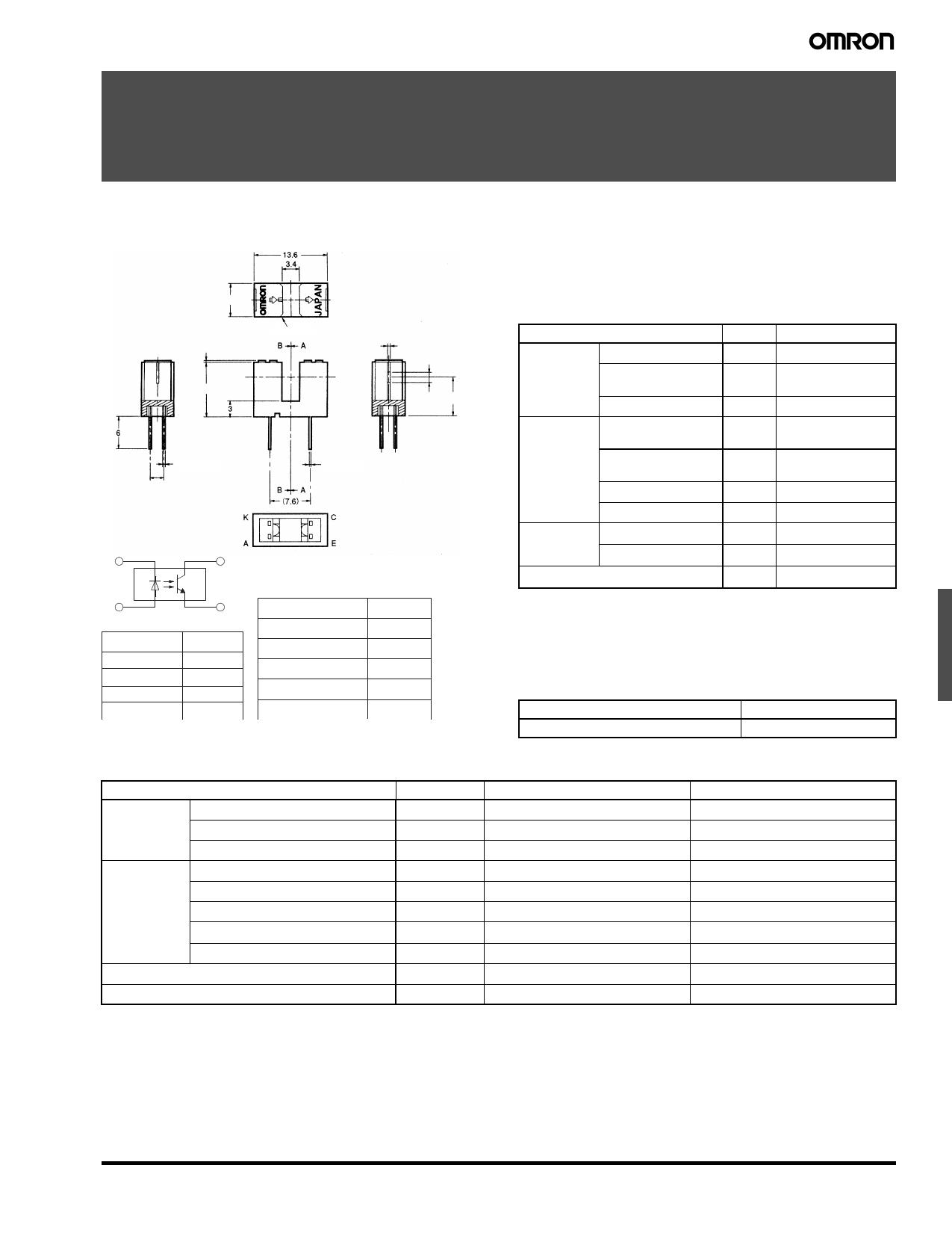 EE-SX1071 دیتاشیت PDF
