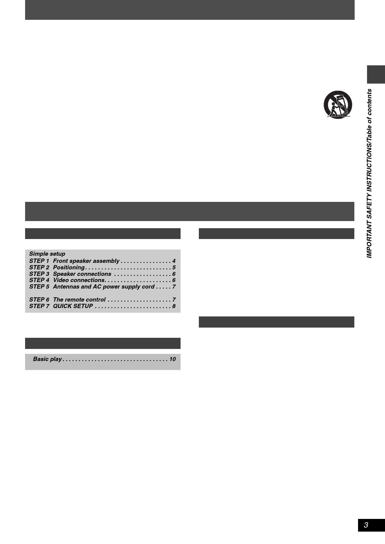 SC-HT680 pdf, ピン配列