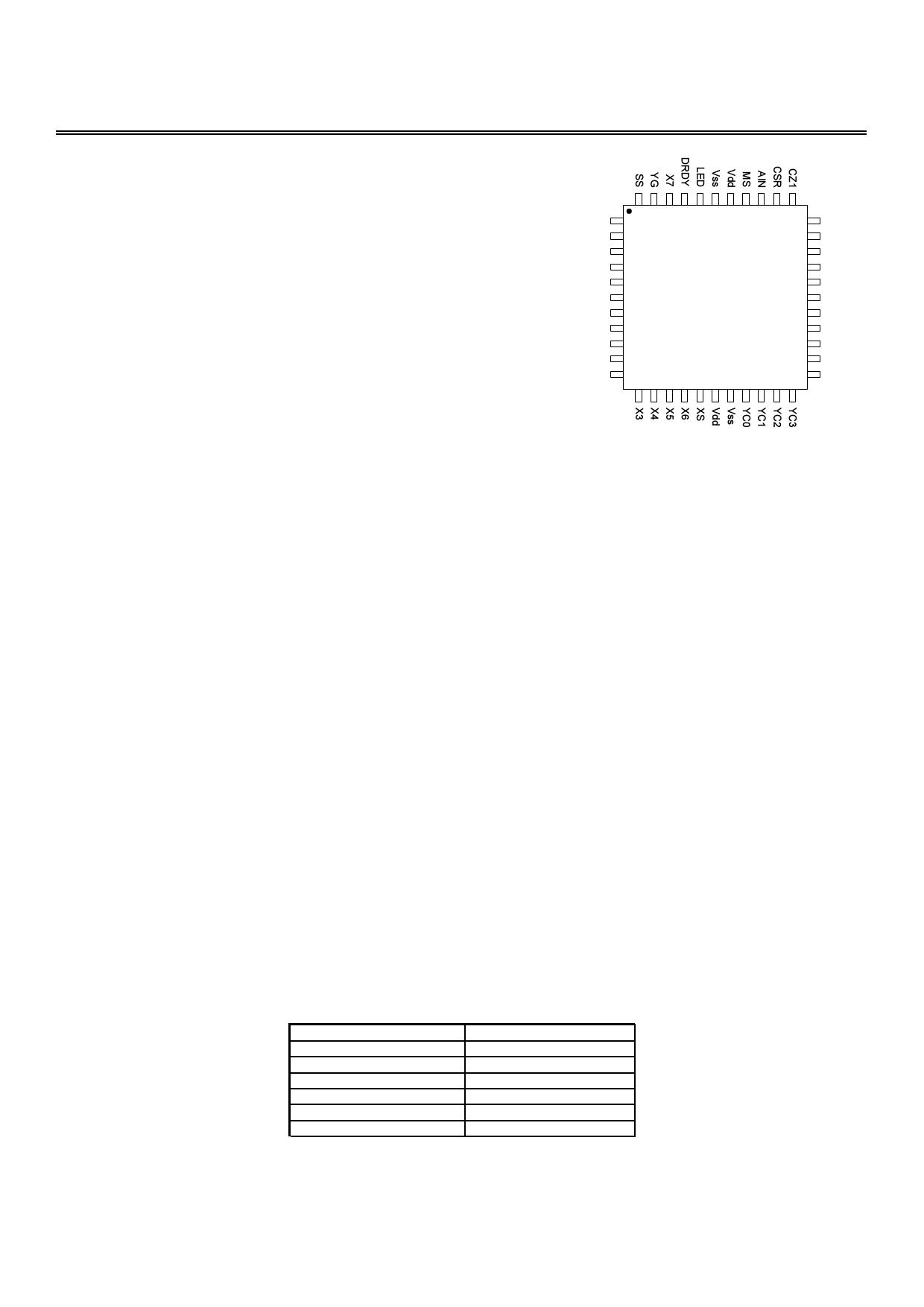 QT60485 datasheet