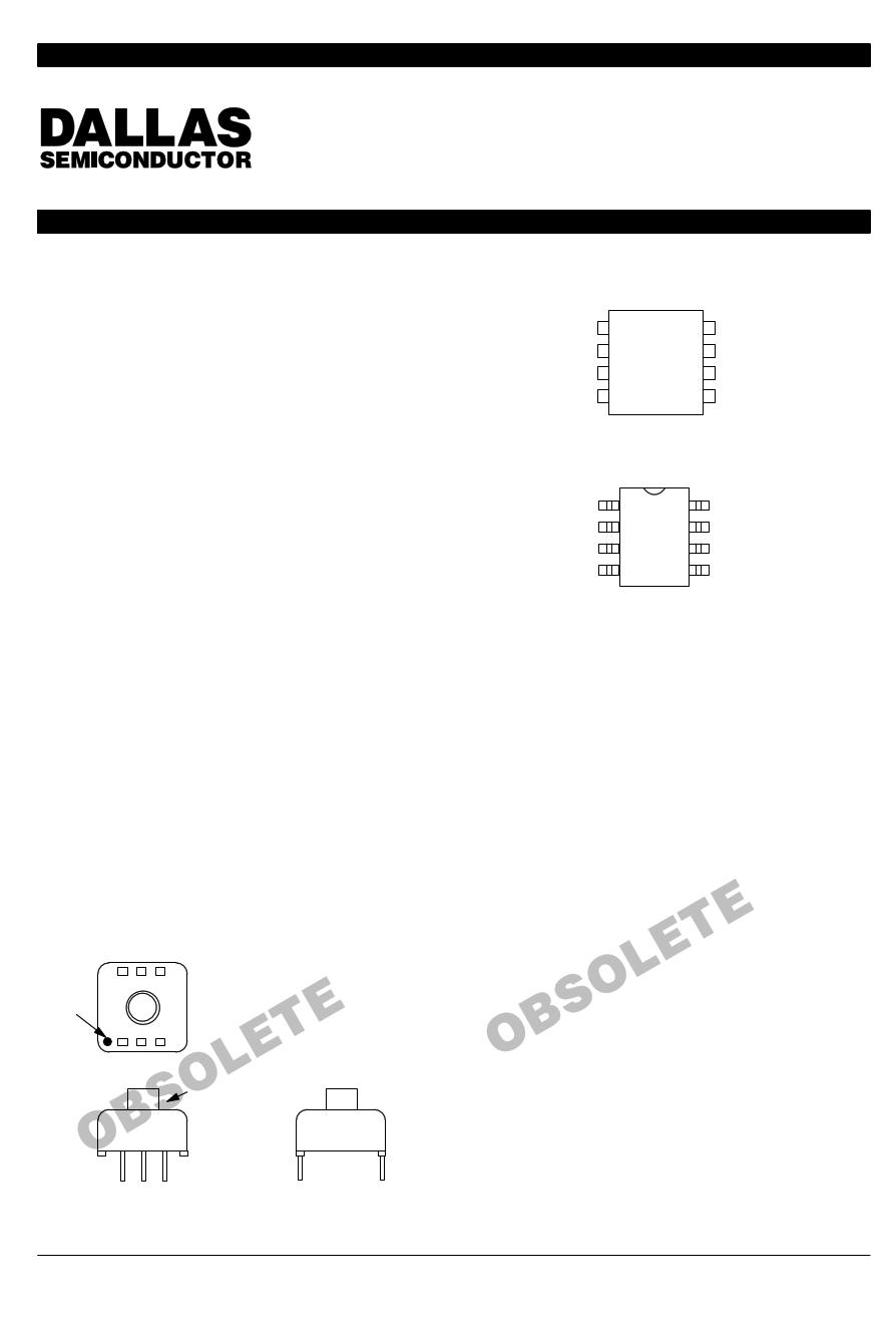 DS1669S Datasheet, DS1669S PDF,ピン配置, 機能