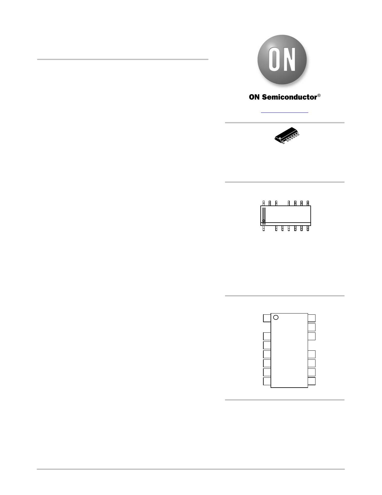 NCP1399AA دیتاشیت PDF