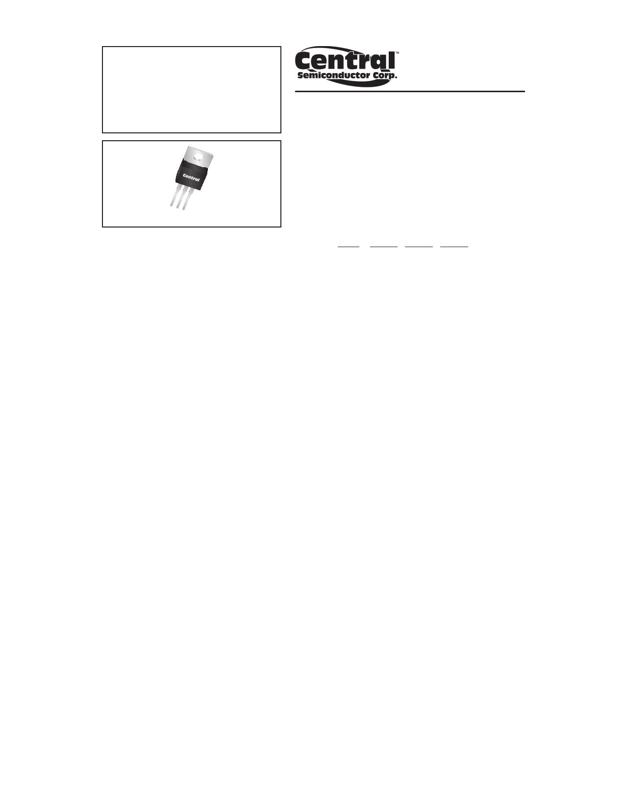 TIP42B دیتاشیت PDF