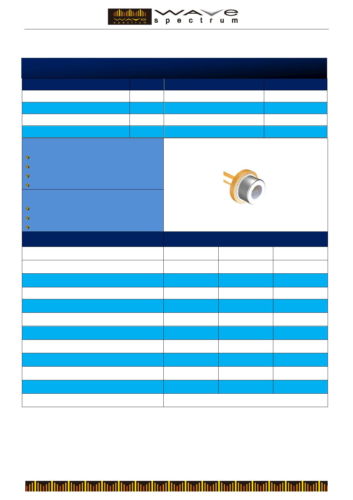 WSLD-808-300m-1 Datenblatt PDF