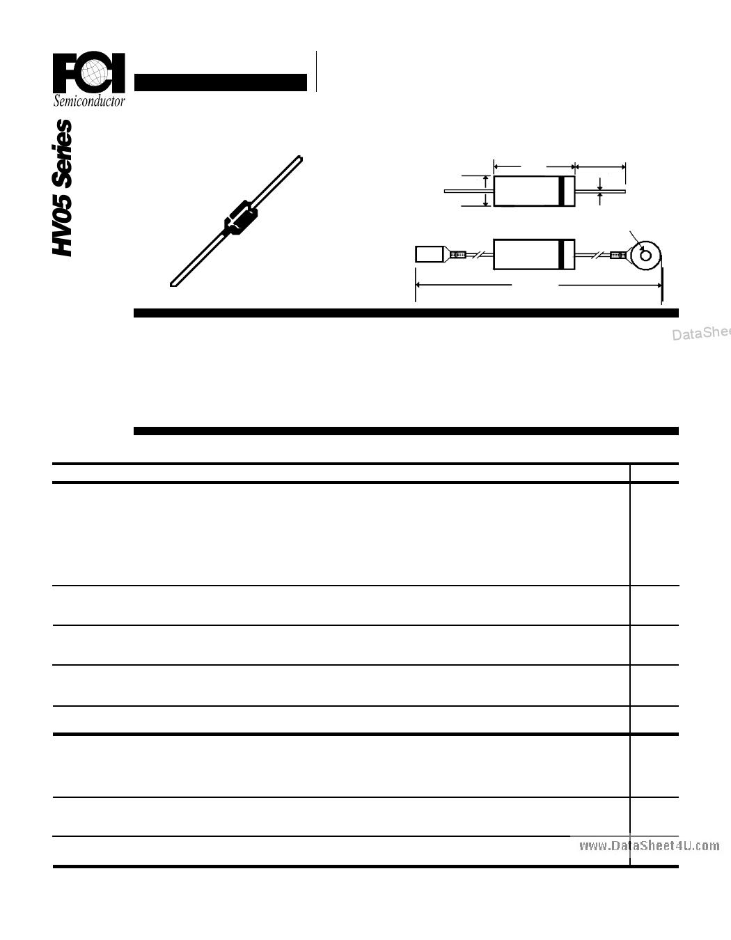 HV05-14 Datasheet, HV05-14 PDF,ピン配置, 機能
