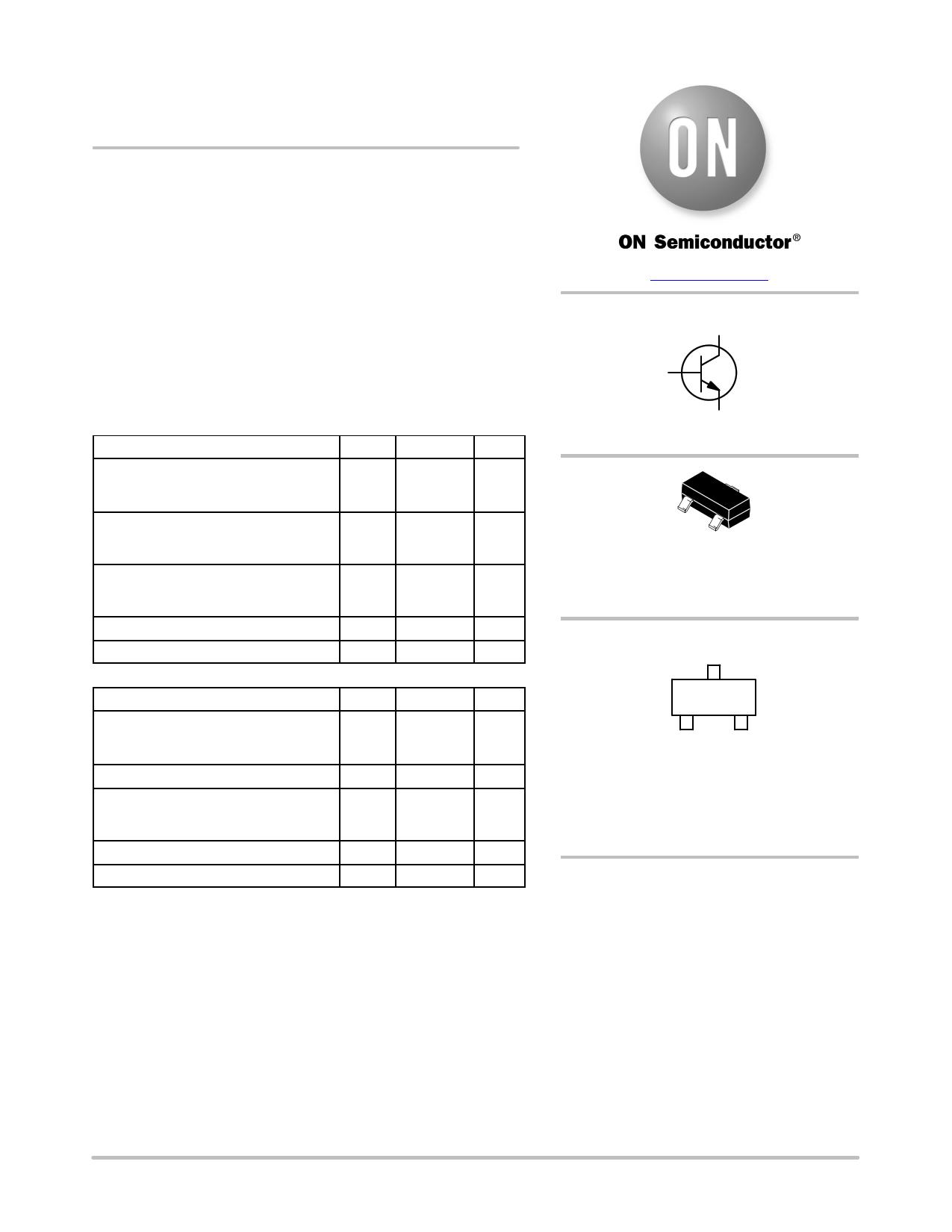MMBT2222AL Datasheet, MMBT2222AL PDF,ピン配置, 機能