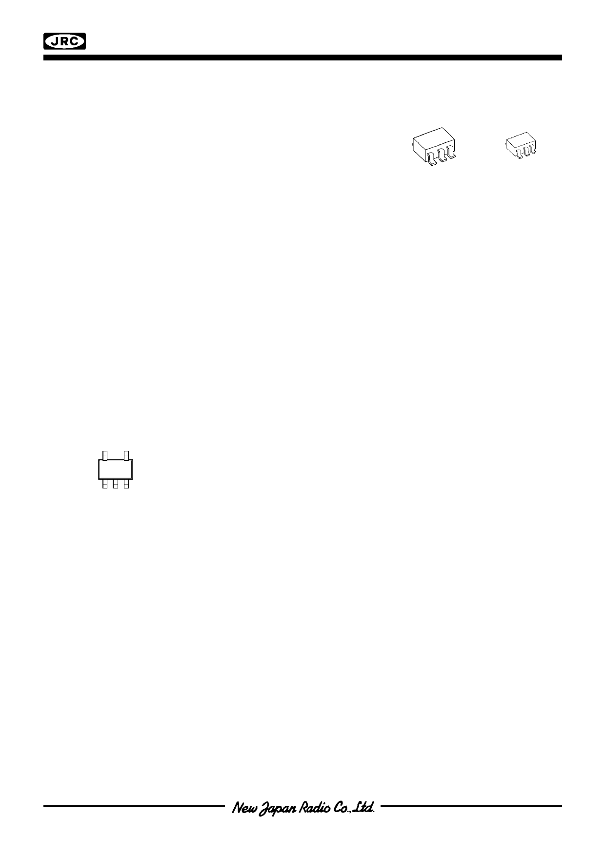 NJU7705 دیتاشیت PDF