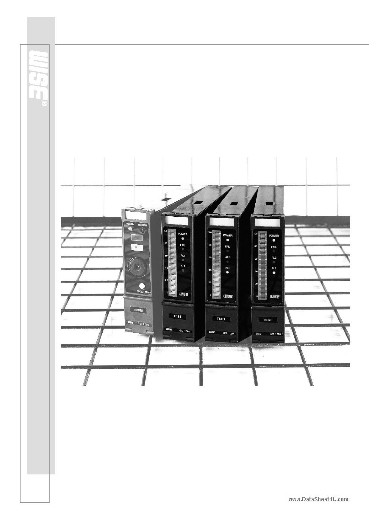 GM-1000 دیتاشیت PDF