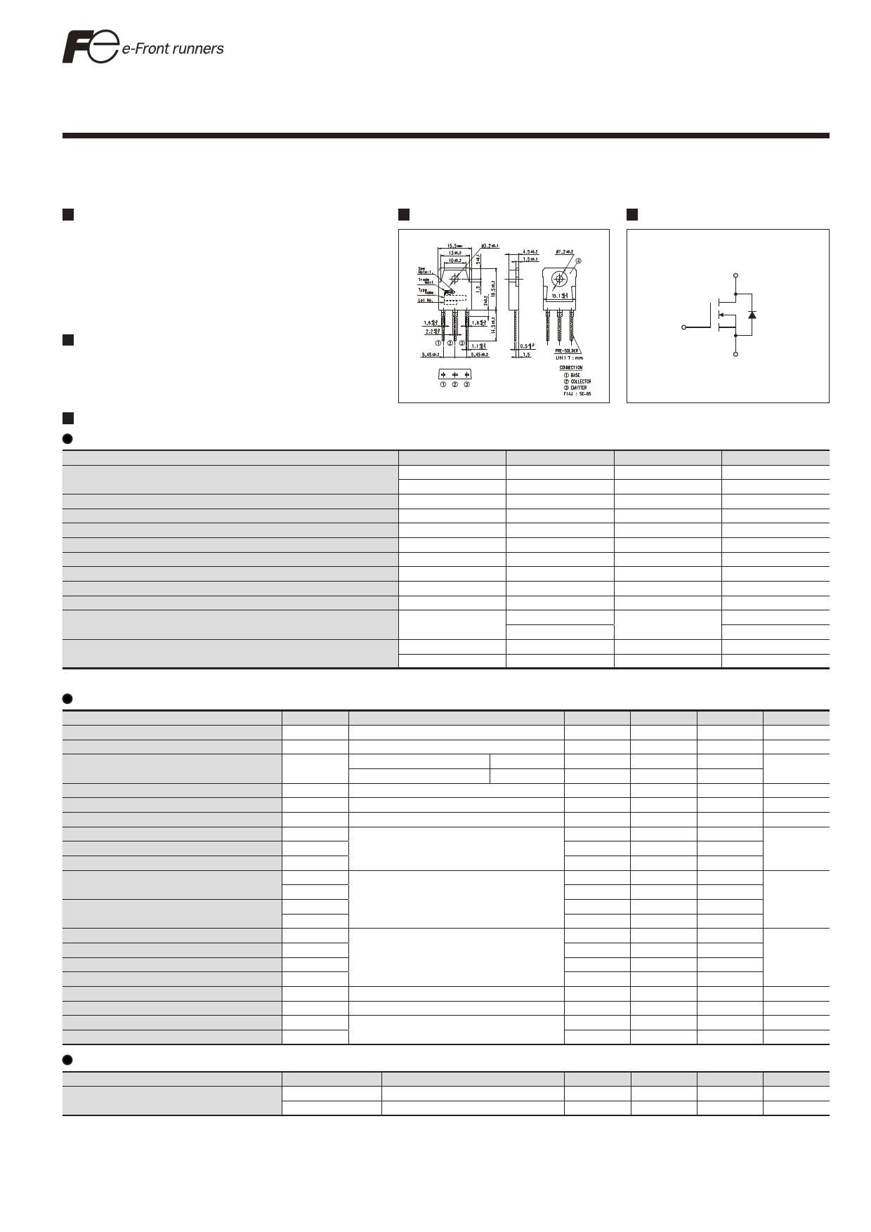 FMH16N60ES دیتاشیت PDF