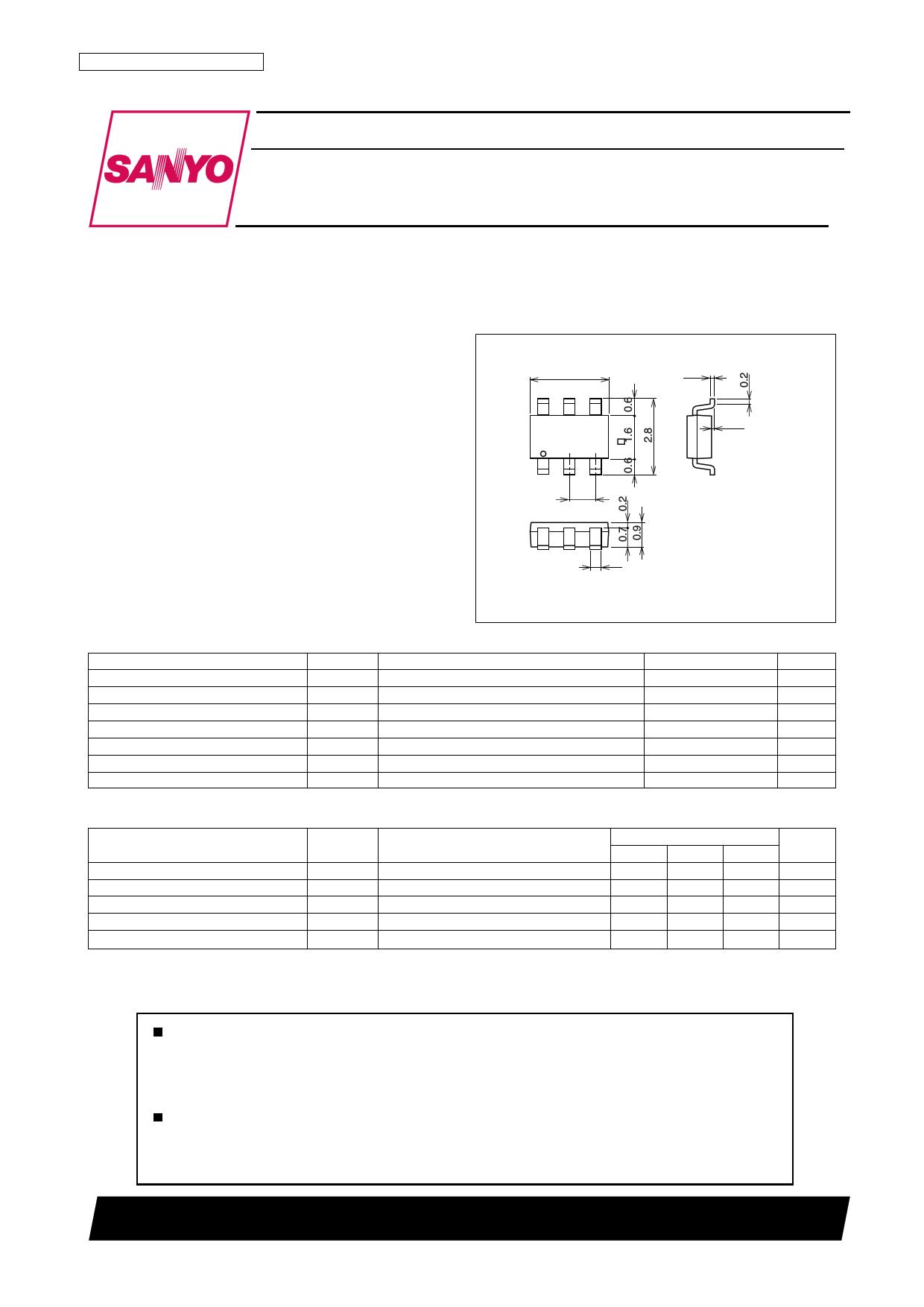 CPH6411 даташит PDF