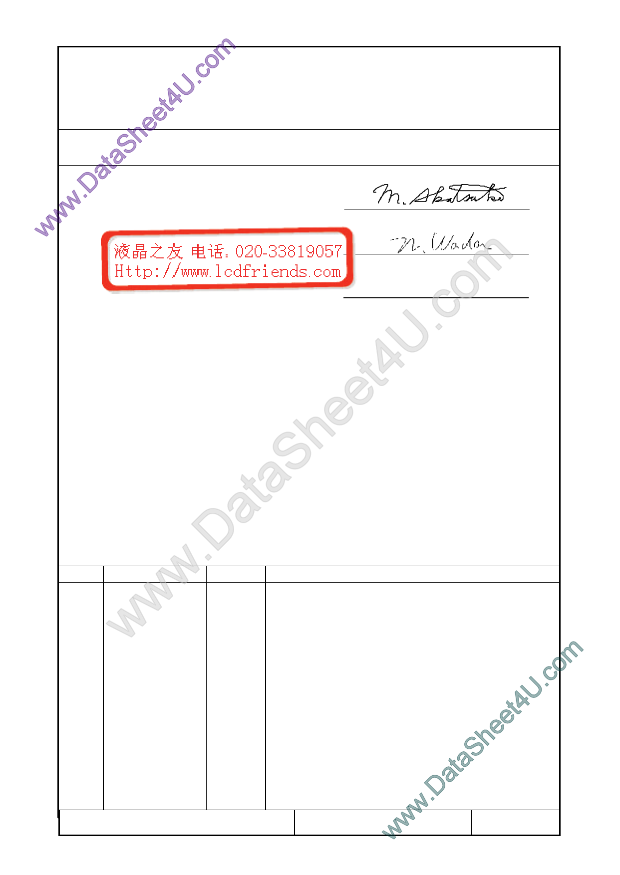F-51900NCU-FW-AC datasheet