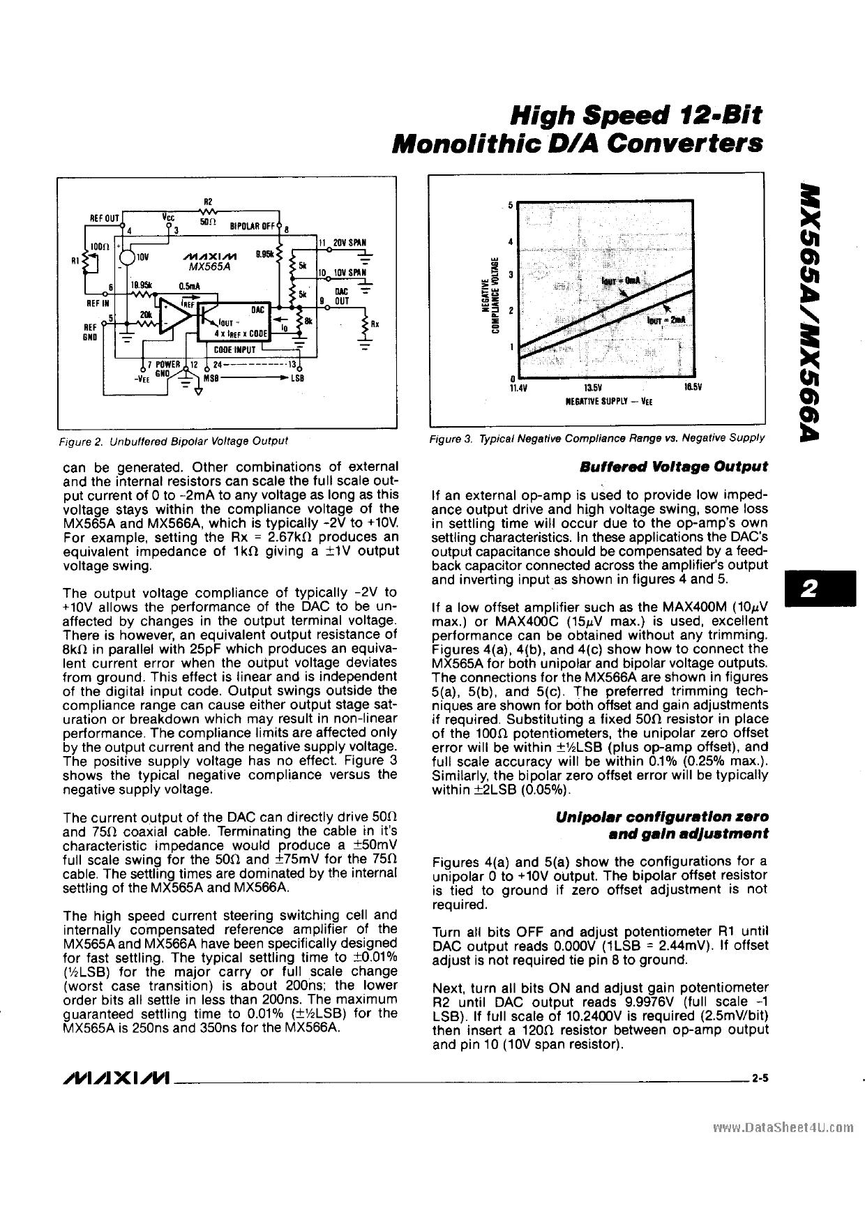 AD566A pdf, arduino