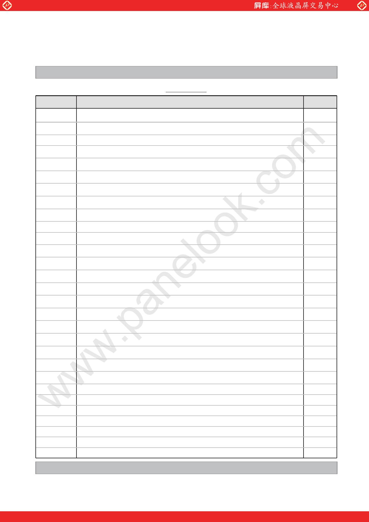 LC320EXN-SEP1 datasheet