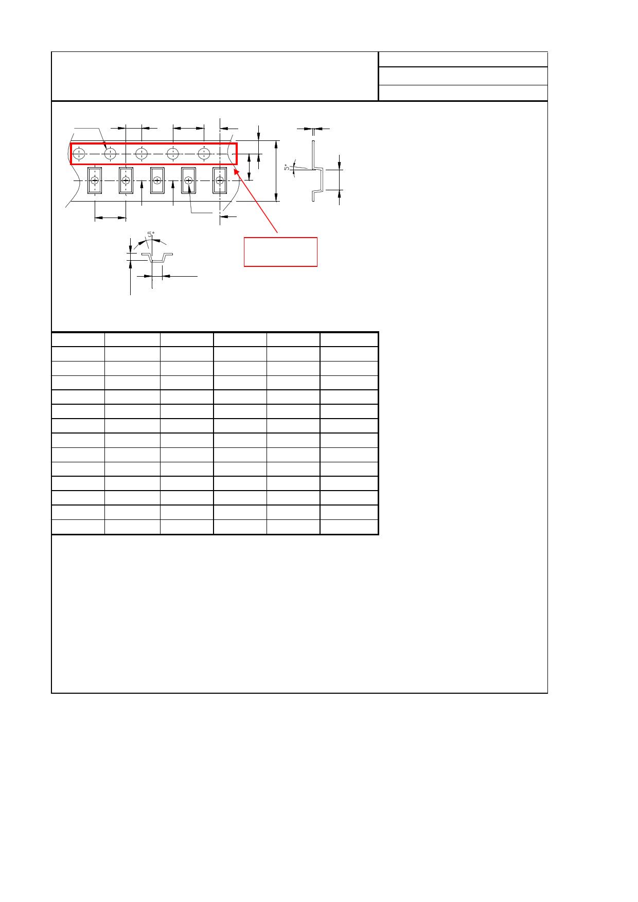 LUMBF260 電子部品, 半導体