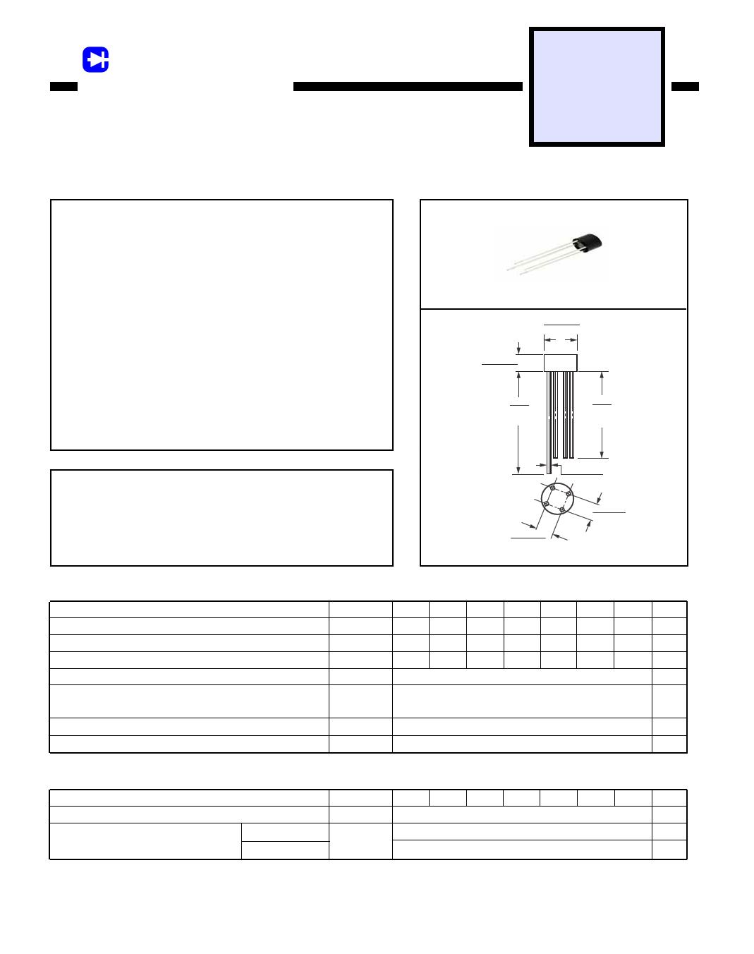 W005L Hoja de datos, Descripción, Manual