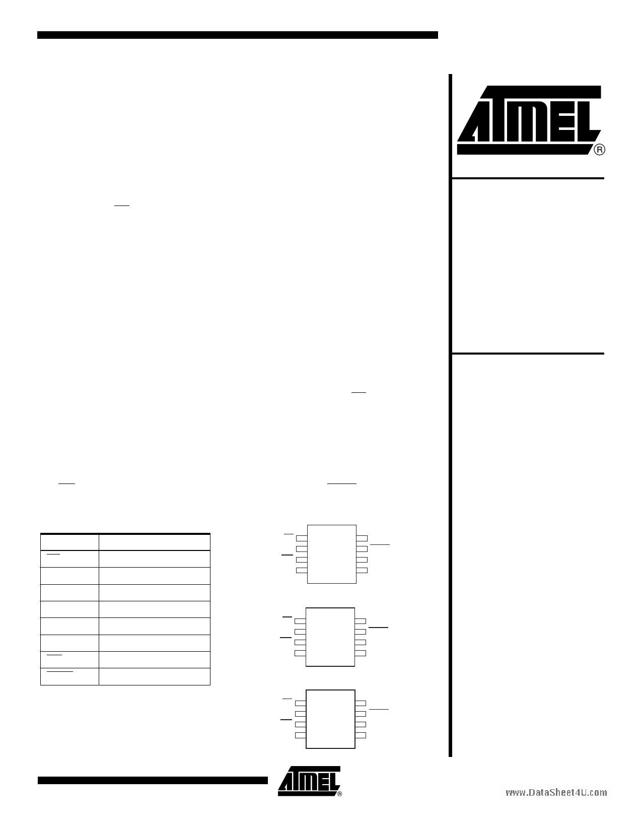 25020AN دیتاشیت PDF