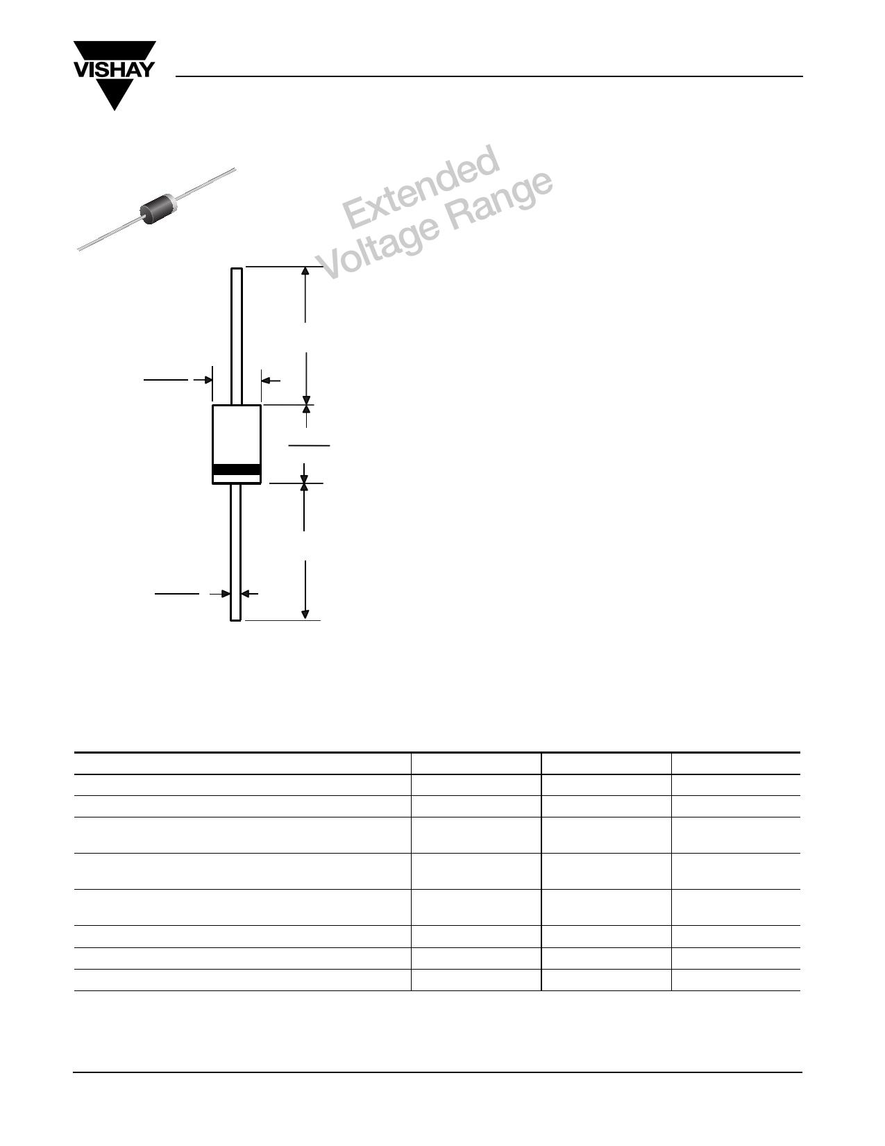 1.5KE350A دیتاشیت PDF